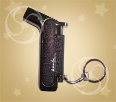 Газовая горелка/зажигалка BAOFA (1 сопло) (XT-3254-b)