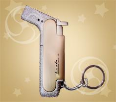 Газовая горелка/зажигалка BAOFA (1 сопло) (XT-3254-s)