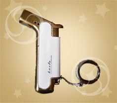 Газовая горелка/зажигалка BAOFA (1 сопло) (XT-3254-w)