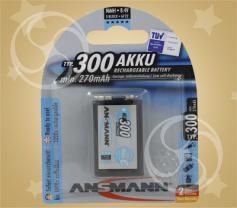 Аккумулятор ANSMANN 300