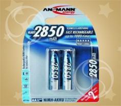 Аккумулятор ANSMANN 2850