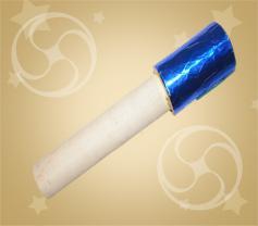 Пламя/фальшфейер/фаер/сигнальный огонь голубой (XX7025B-h)