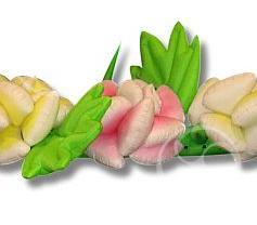 Пневмогирлянда 'Роза расписная'