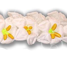 Пневмогирлянда 'Лилия белая вертикальная'