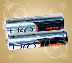 Батарейка UFO LR6 NEOX