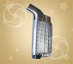 Газовая горелка/зажигалка PIONER (1 сопло) (XT-3328-w)