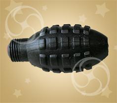 Шутиха (петарда) в форме гранаты 1шт (TC-4)