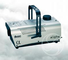 Дым с использованием генератора Antari F-80Z