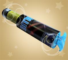 Дымный факел синий