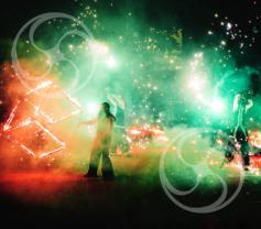 Огненно-пиромузыкальное шоу Matrix