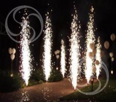 Комплект из  12 фонтанов