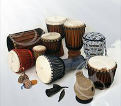 Огненно-пиромузыкальное шоу Matrix с африканскими барабанами