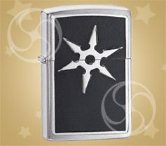 ZIPPO Point throwing star 'Звездочка ниндзя'