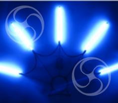 Светодиодные веера (одноцветные)