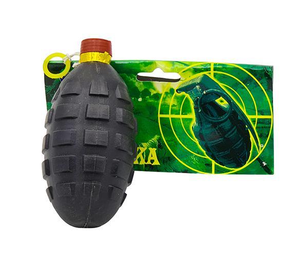 Шутиха (петарда) с чекой в форме гранаты 1шт