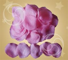 Лепестки розы из ткани розовые (CONFC05PK)