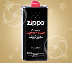 Топливо для зажигалок Zippo 355 мл (3165)