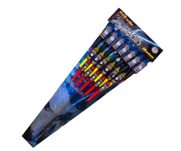 Набор из 18 ракет 'Зодиак'