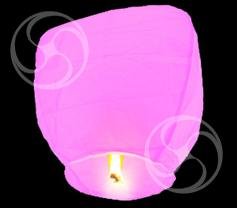 Купол розовый