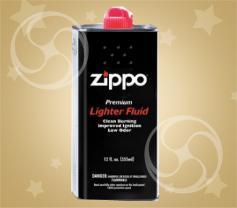 Топливо для зажигалок Zippo 355 мл (Zippo-355)