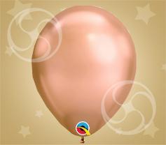 Хром розовое золото 12