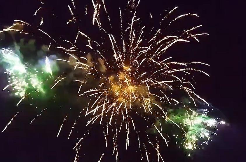 Park Firework. Firework - Katy Perry