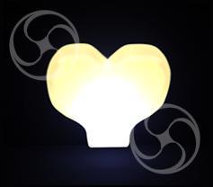 Сердце белое малое (самостоятельно закрепляемое топливо)