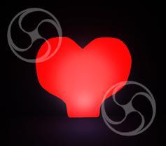 Сердце красное малое (самостоятельно закрепляемое топливо)