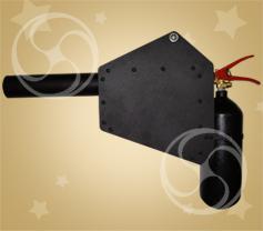 Пушка СО2 для спецэффектов ручная