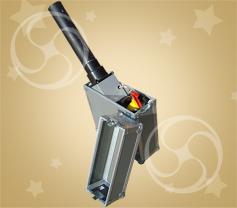 Пушка СО2 для спецэффектов