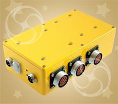 Модуль на 60 каналов для компьютерной системы запуска фейерверков PYRO