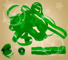 Серпантин полипропиленовый зеленый (SERP01DG)