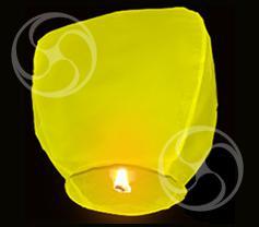 Купол желтый (встроенное топливо)