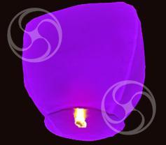 Купол фиолетовый (встроенное топливо) (NF-107)